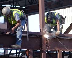 九州周辺で、工場の交換工事、取付工事、補修工事、移設工事など