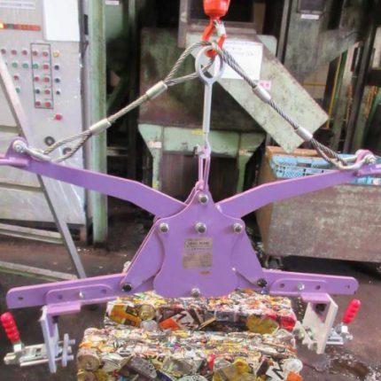 吊りクランプ改良工事
