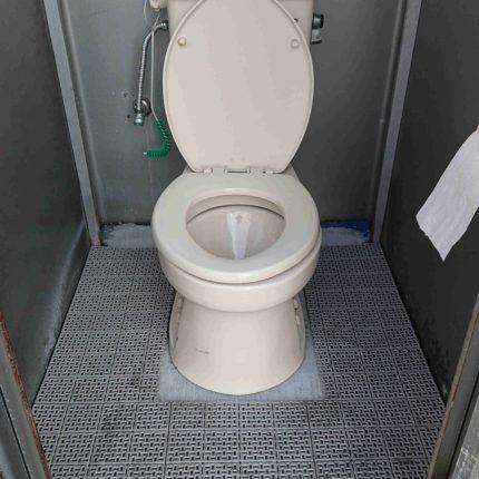 トイレ修繕工事